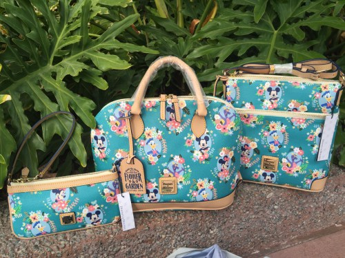 05e46f56c1 If you take a look at my closet (or my credit card statements) it s really  no secret that I LOVE Disney Dooney and Bourke Bags.