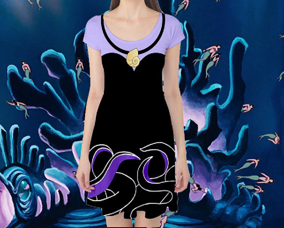 Disneybound Your Favorite Disney Villains With Dresses From